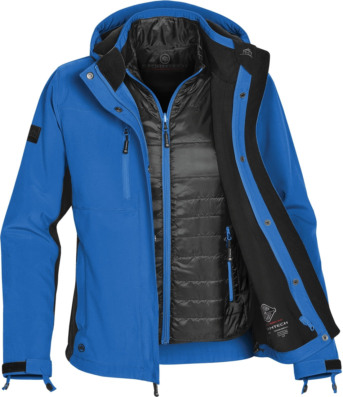 Picture of Stormtech Ladies Atmosphere 3-in-1 System Jacket