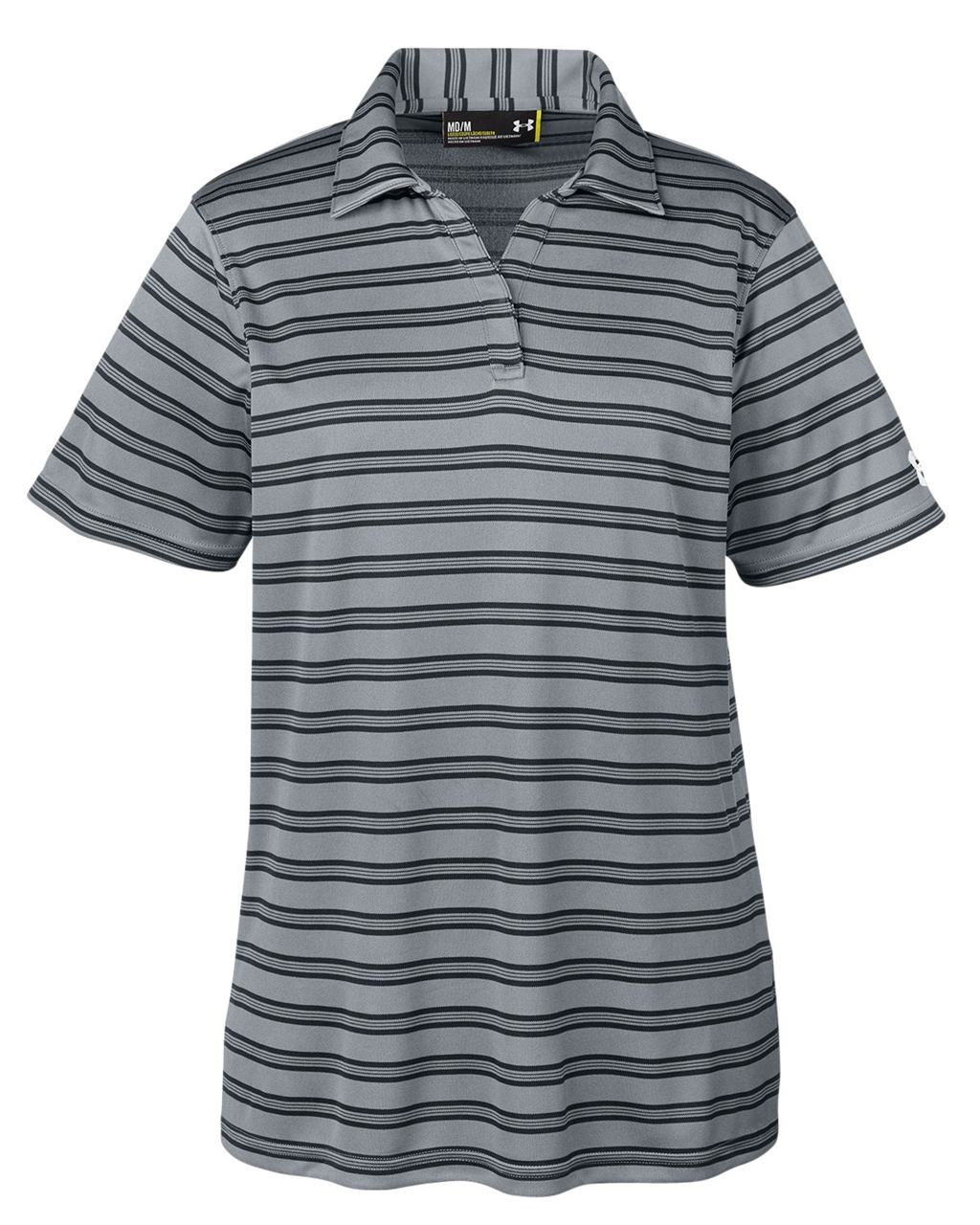 Picture of Under Armour Ladies' Corp Tech Stripe Polo