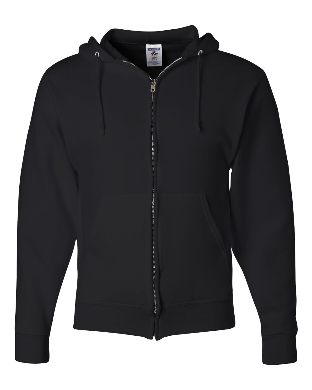 Picture of Jerzees Nublend Full-Zip Hooded Sweatshirt
