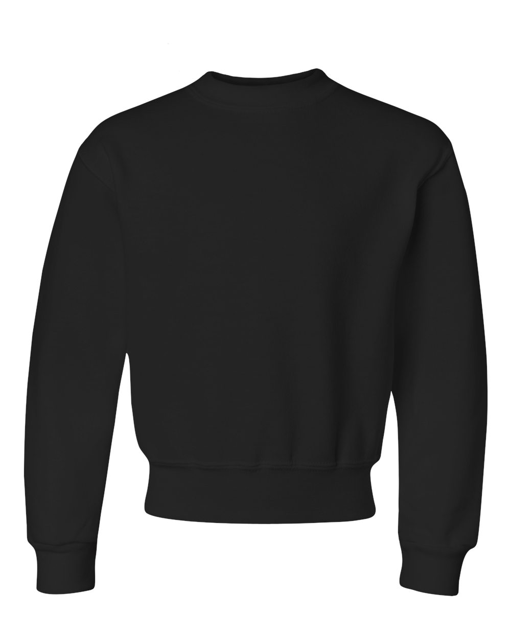 Picture of Jerzees Nublend Youth Crew Neck Sweatshirt