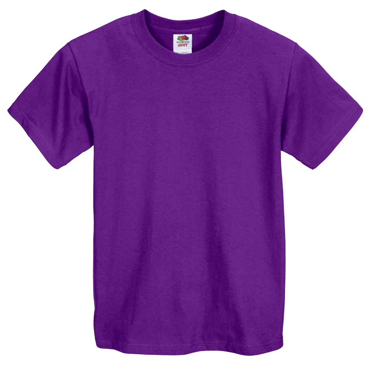 2f640d2c Custom T Shirts | Fruit of the Loom Toddlers Heavy Cotton HD T-Shirt |  Entripy