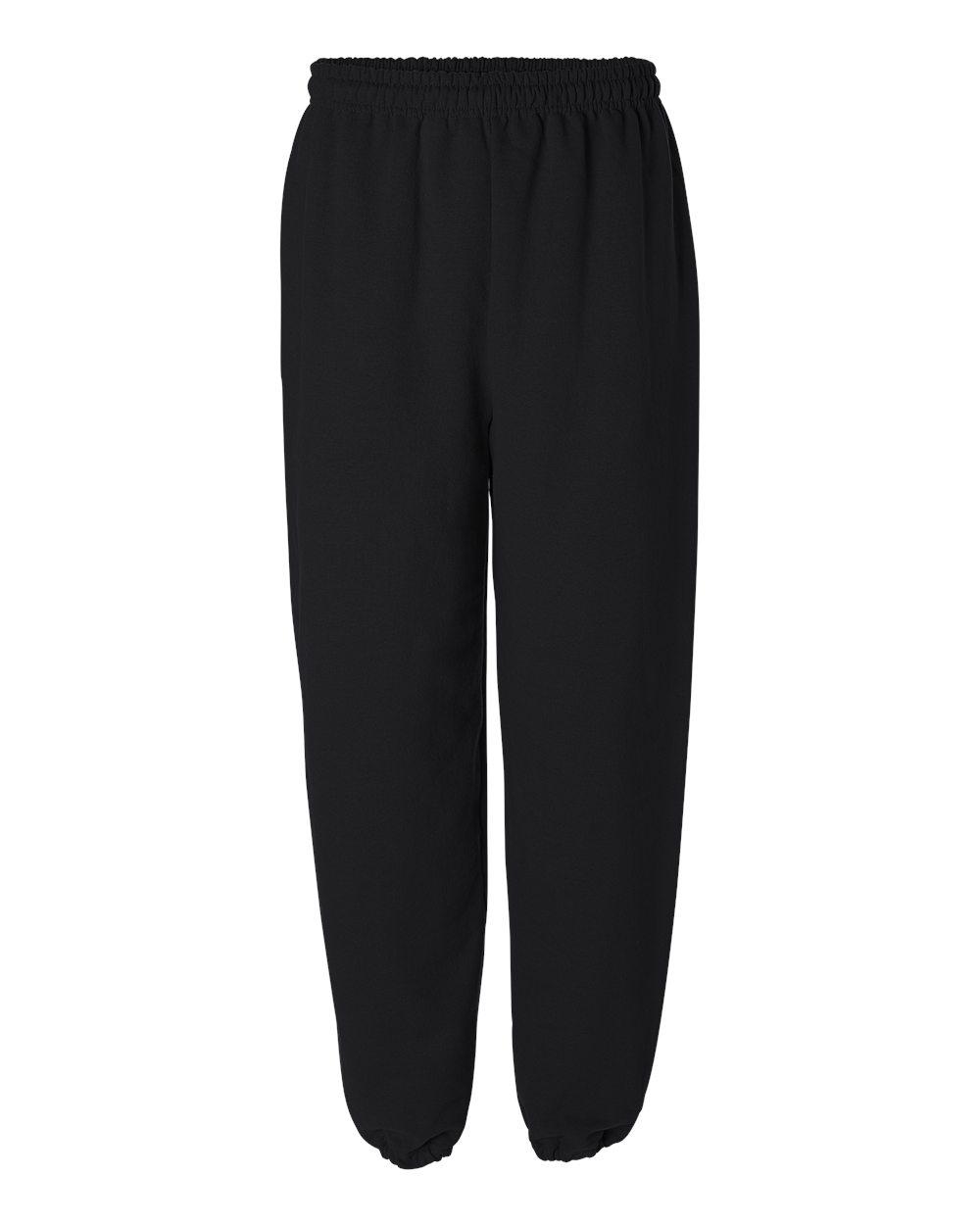 Picture of Gildan Fleece Pants With No Pockets