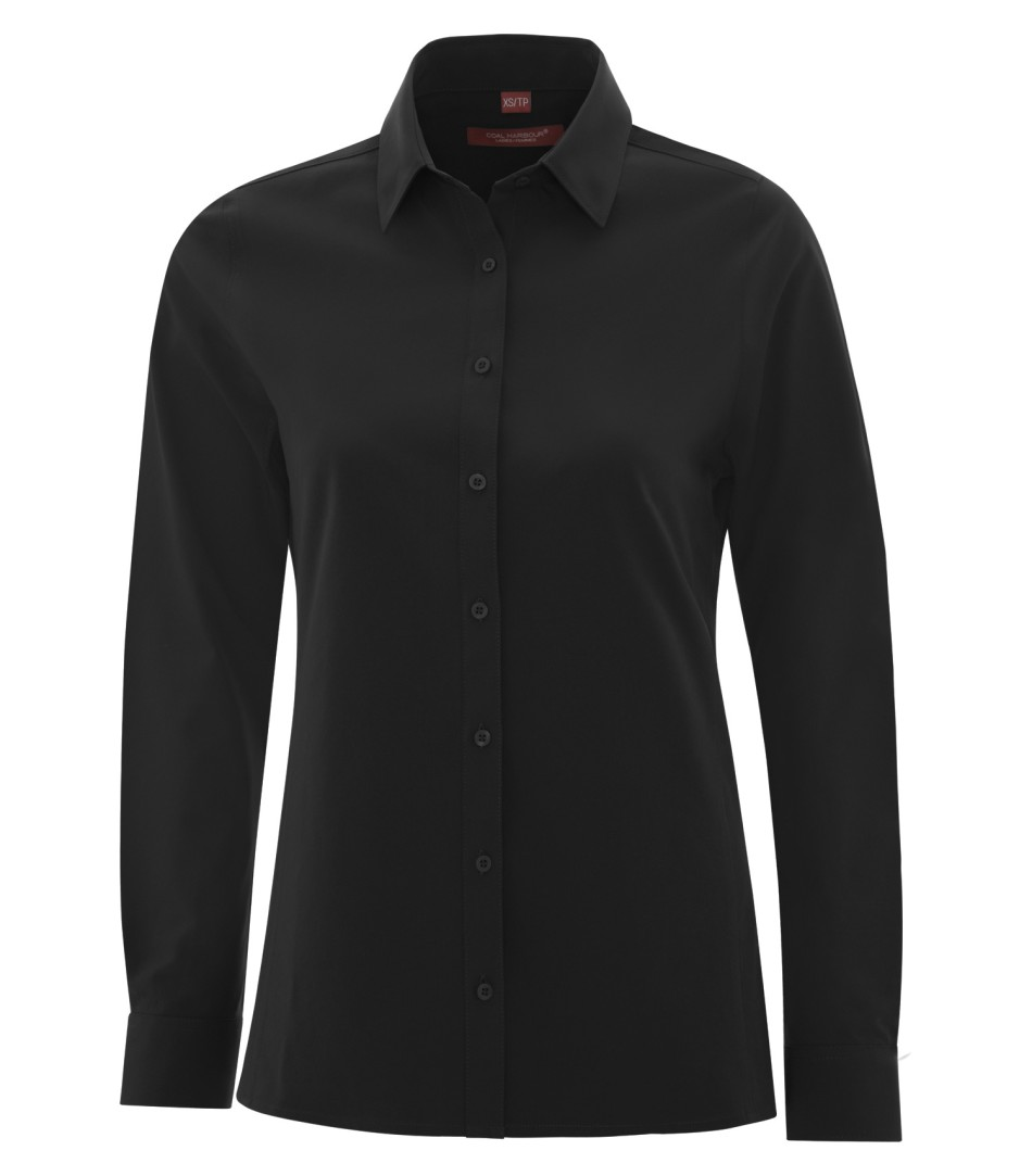 Picture of Coal Harbour Performance Ladies Woven Shirt