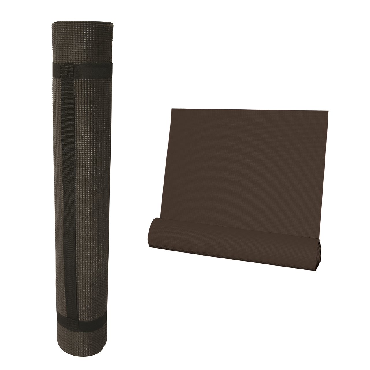 Picture of Garland Yoga Mat with Strap