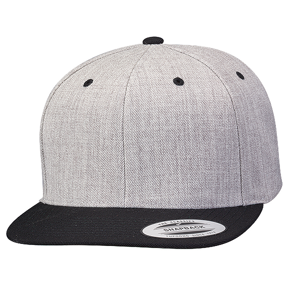 Picture of Yupoong Flat Bill Snapback