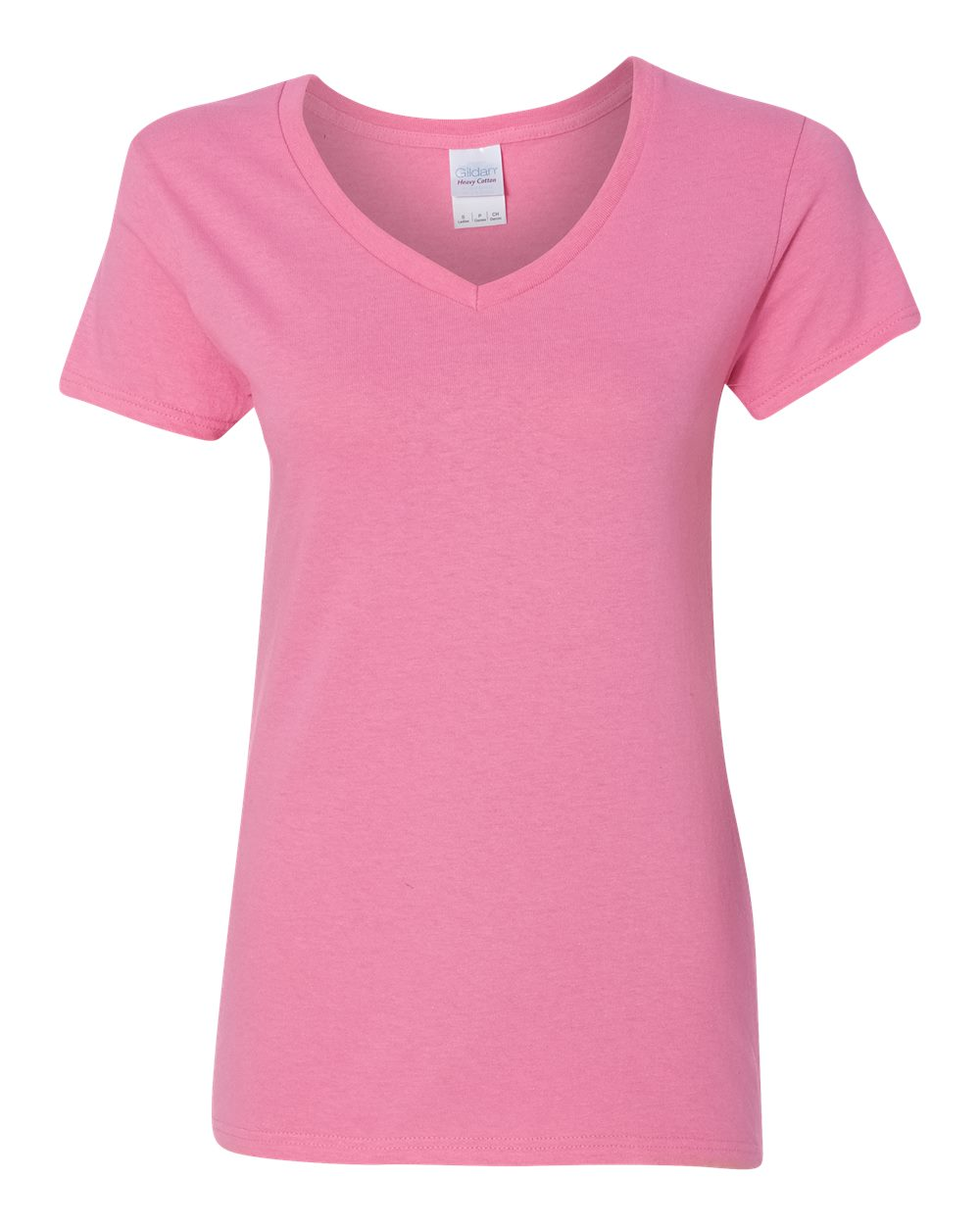 Picture of Gildan Ladies V-Neck T-Shirt