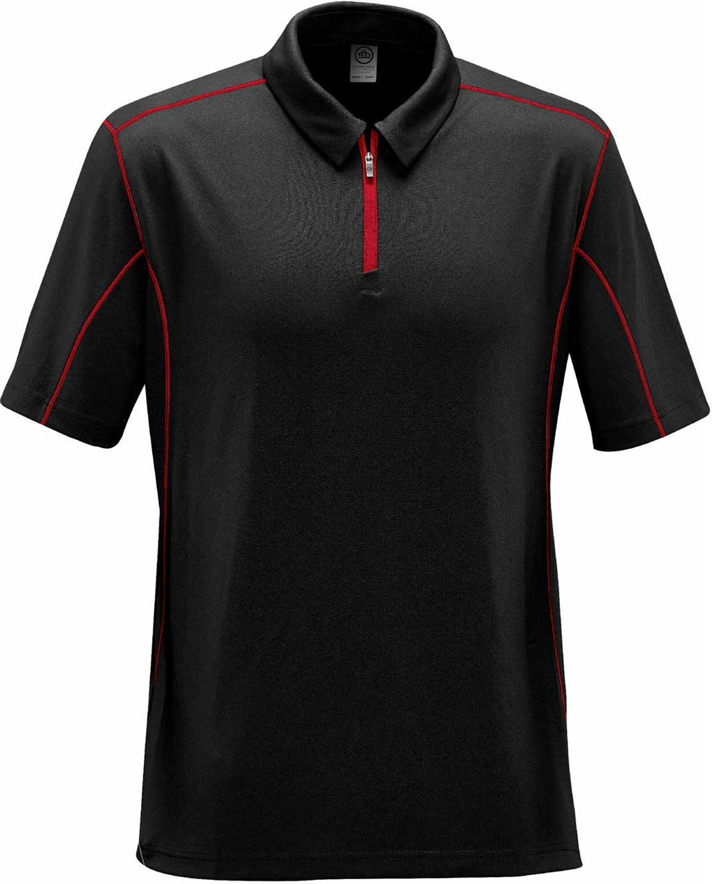 Picture of Men's Pulse 1/4 Zip Polo