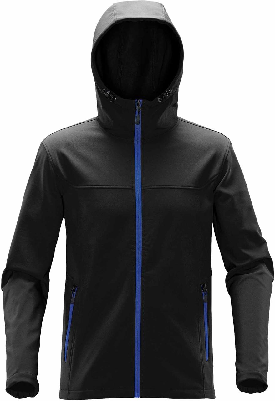Picture of STORMTECH Men's Orbiter Softshell Hooded Jacket