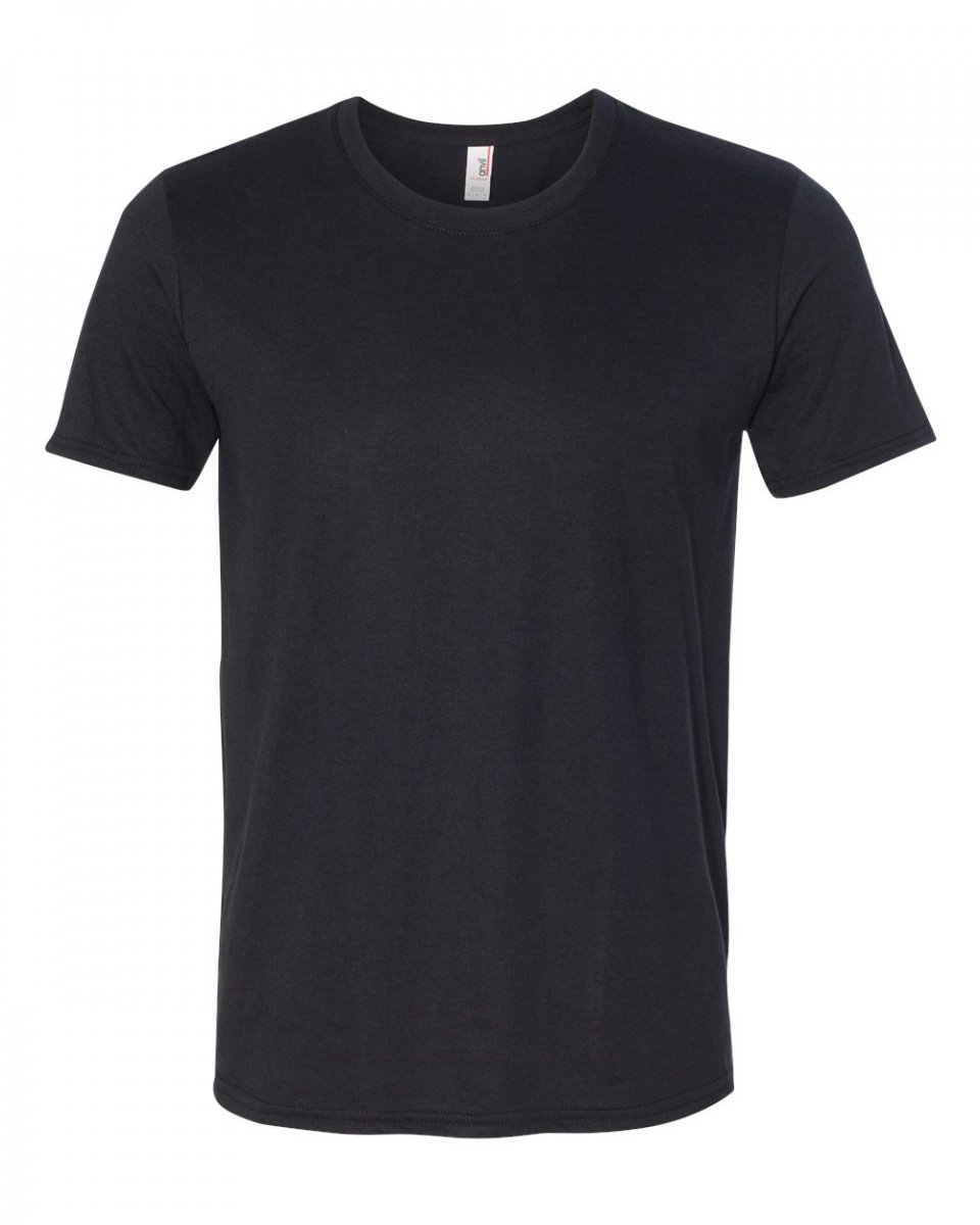 Picture of Anvil Triblend Crew Neck Tee