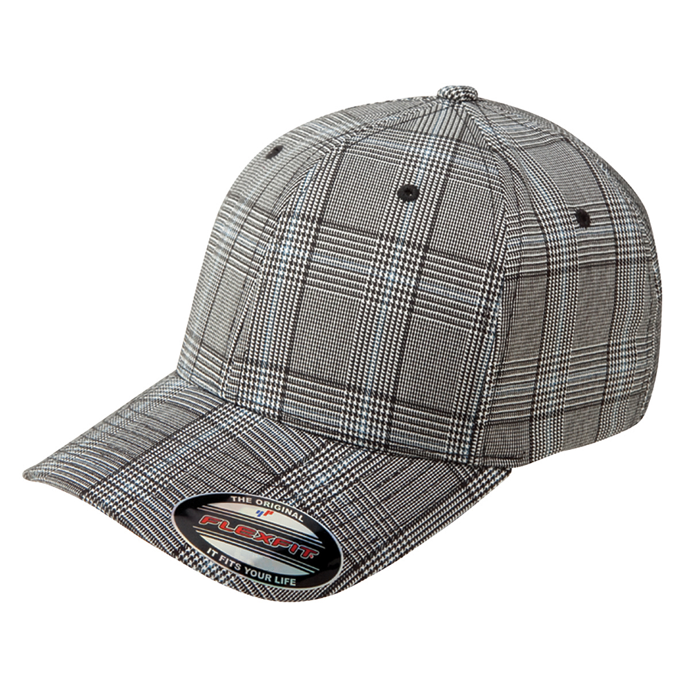 Picture of Flexfit Glen Check Cap