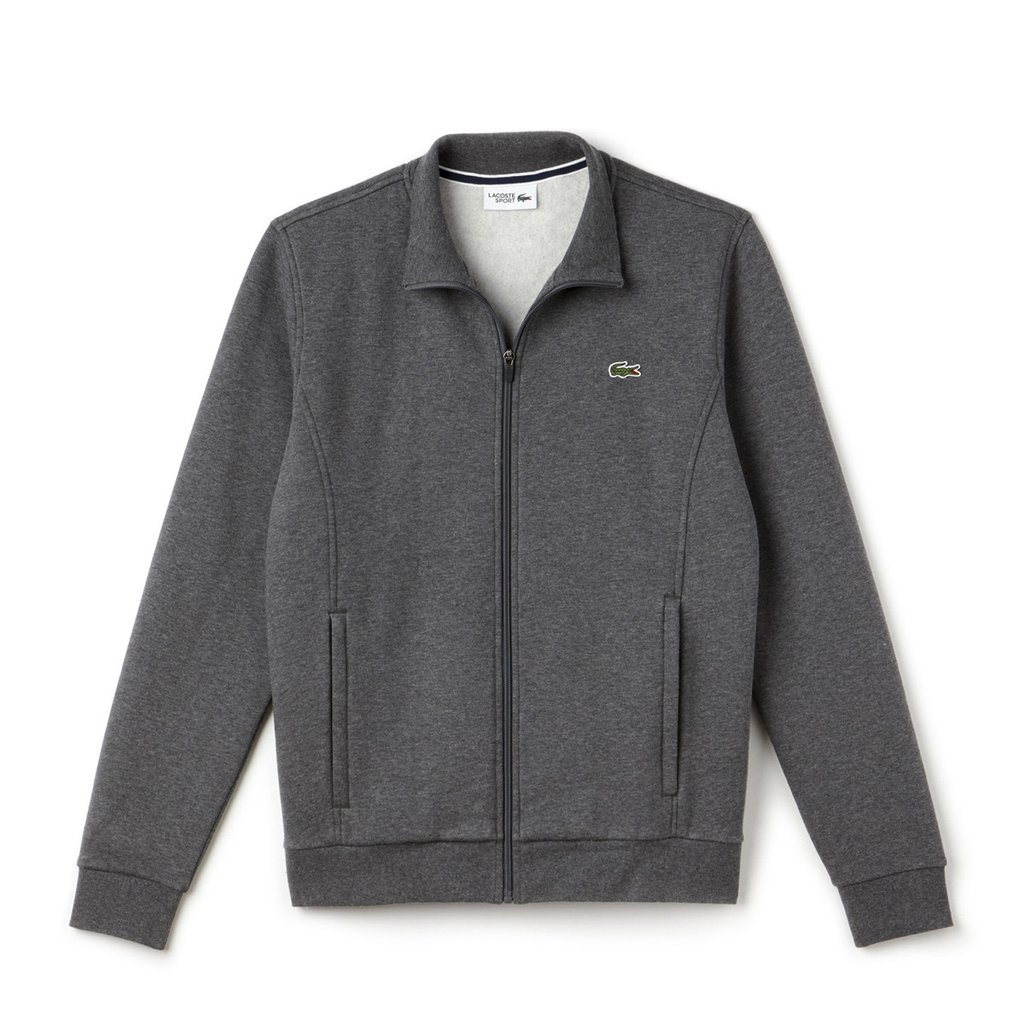 Picture of Lacoste Sport Full Zip Fleece Sweatshirt