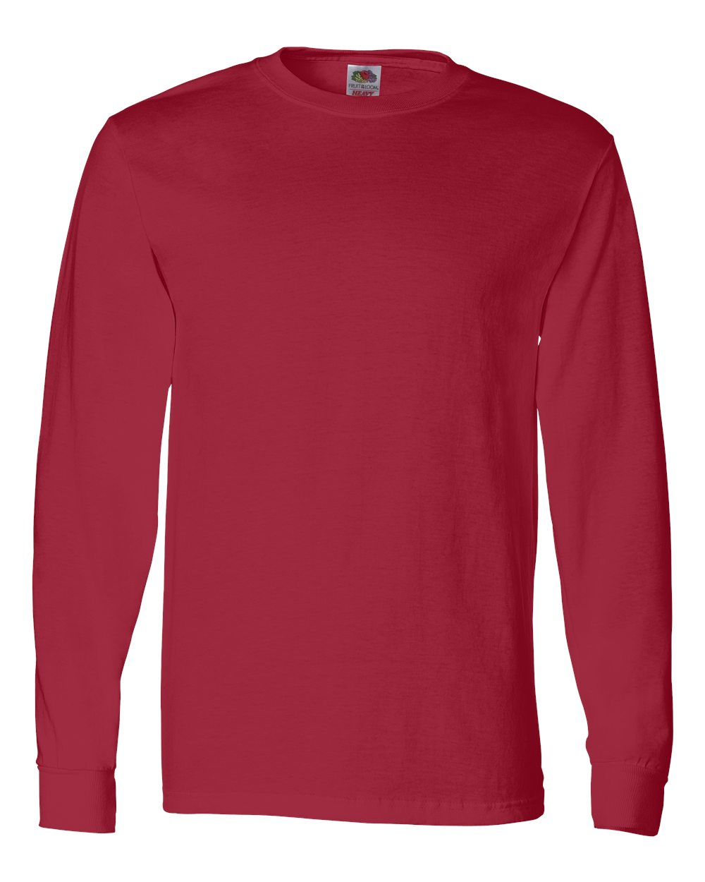 6ee7a375c9a7 Picture of Fruit Of The Loom HD Cotton Long Sleeve T-Shirt