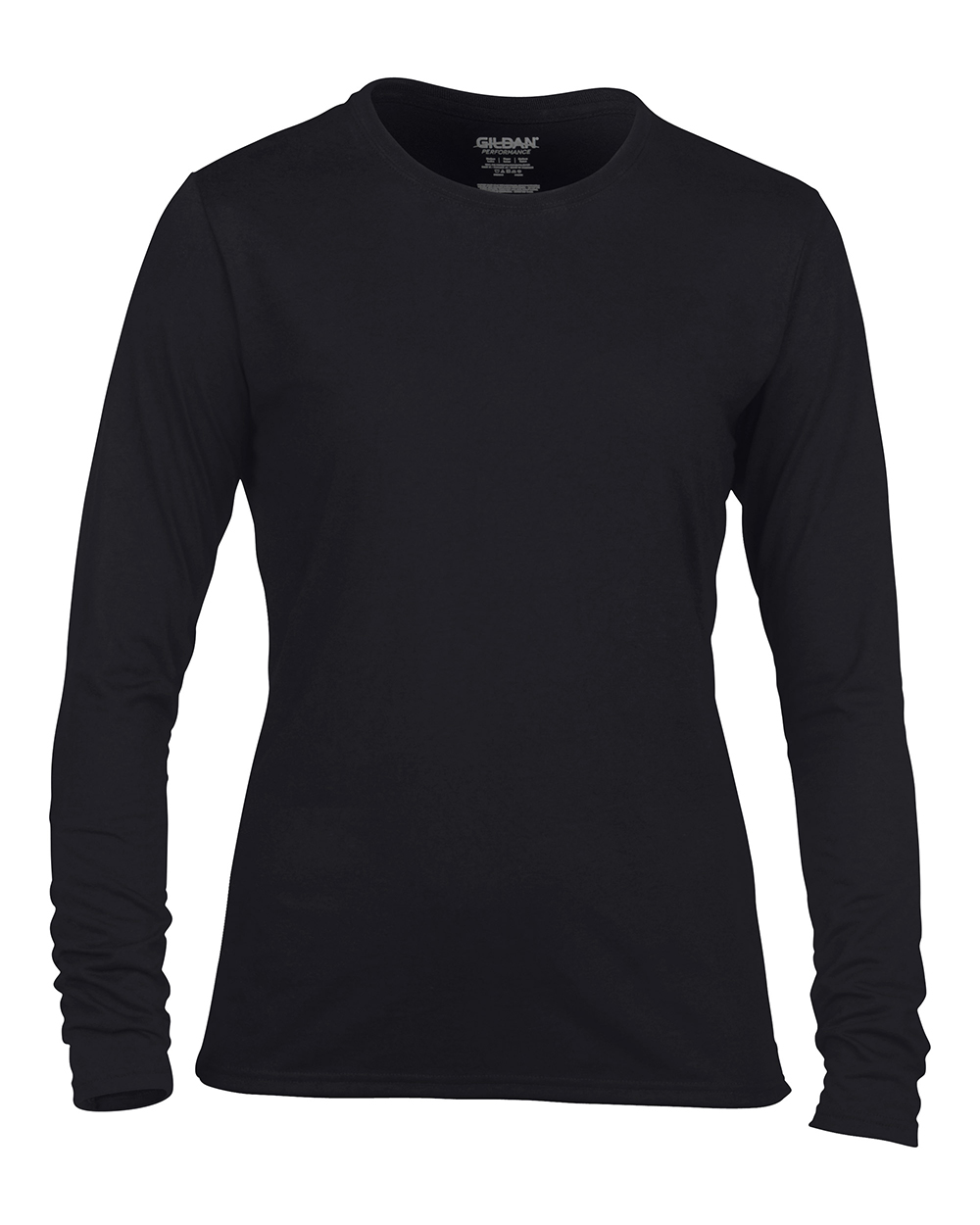 Picture of GILDAN Performance Ladies Long Sleeve T-Shirt