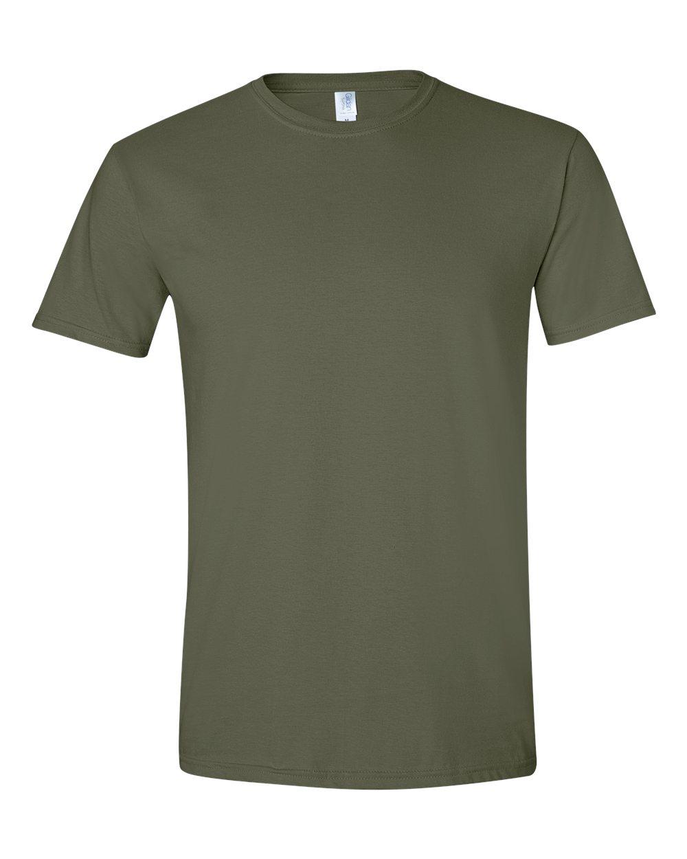 3ef9d8c8 GILDAN SoftStyle Ring Spun T-Shirt | Custom T Shirts | Entripy
