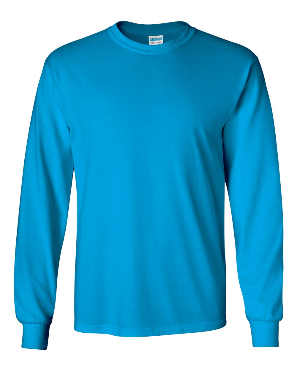 3284f28e GILDAN Ultra Cotton Long Sleeve T | Custom T Shirts | Entripy