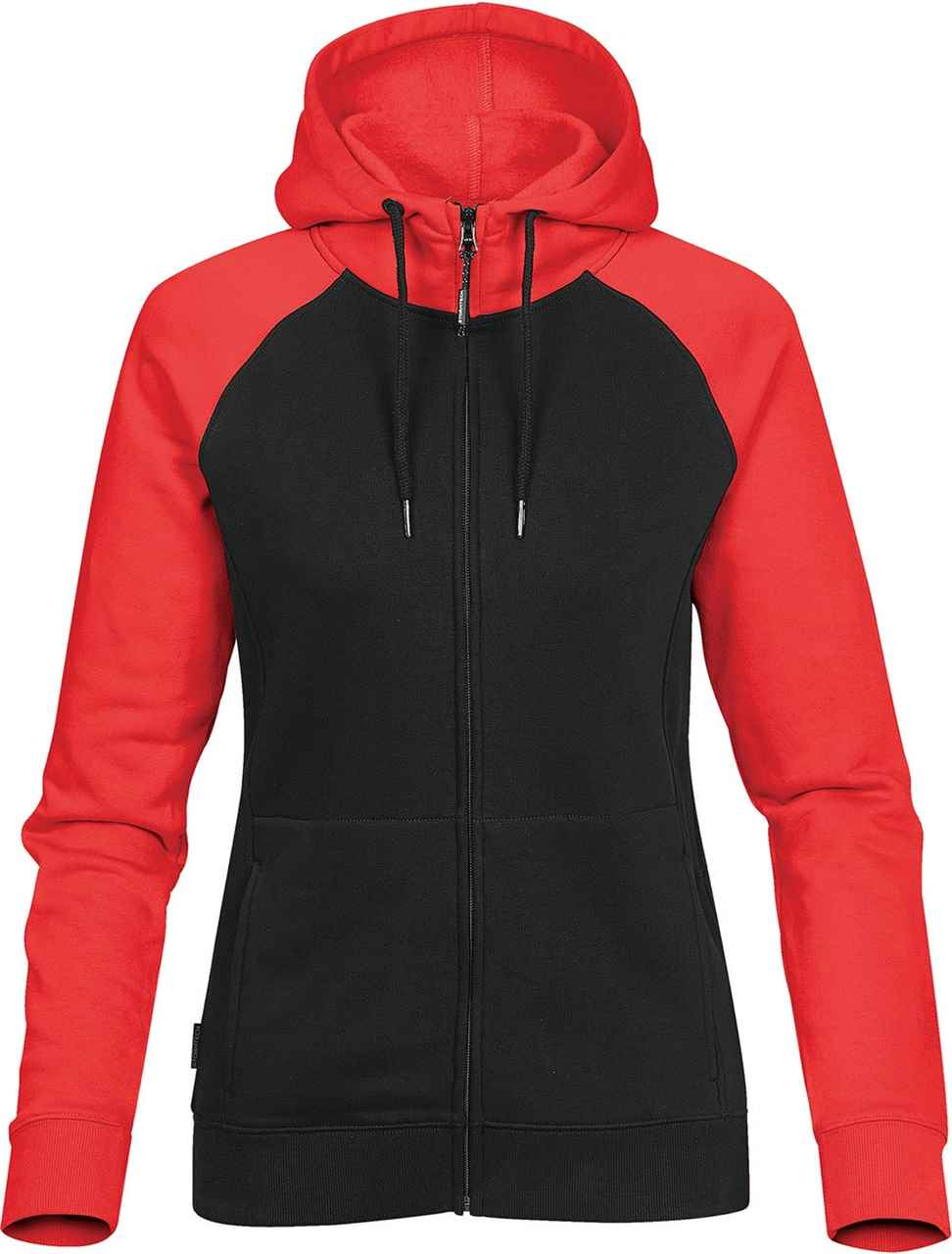 Picture of WOMEN'S OMEGA TWO-TONE ZIP HOODY
