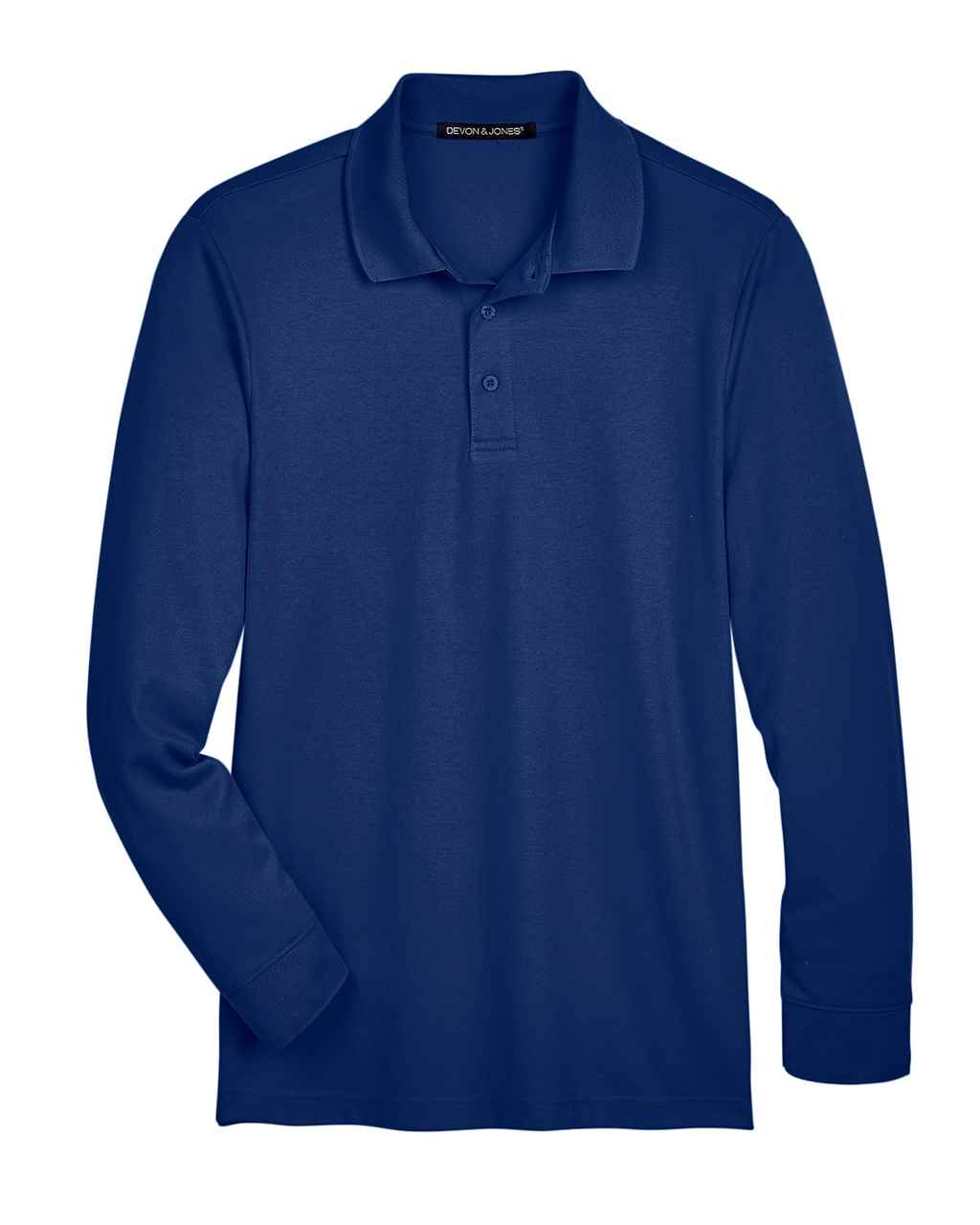 Picture of CownLux Performance Long Sleeve Polo
