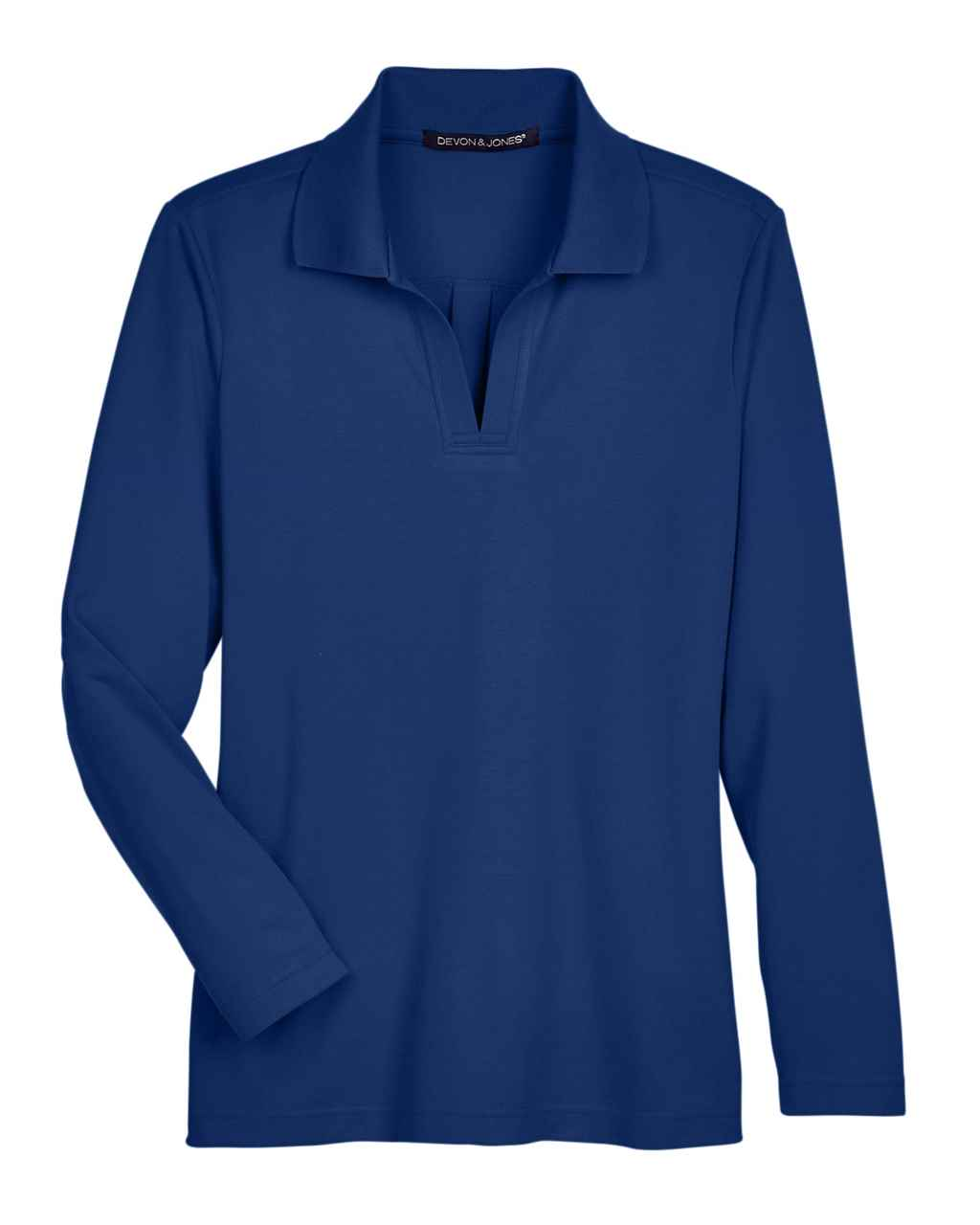 Picture of CrownLux Performance Ladies Long Sleeve Polo