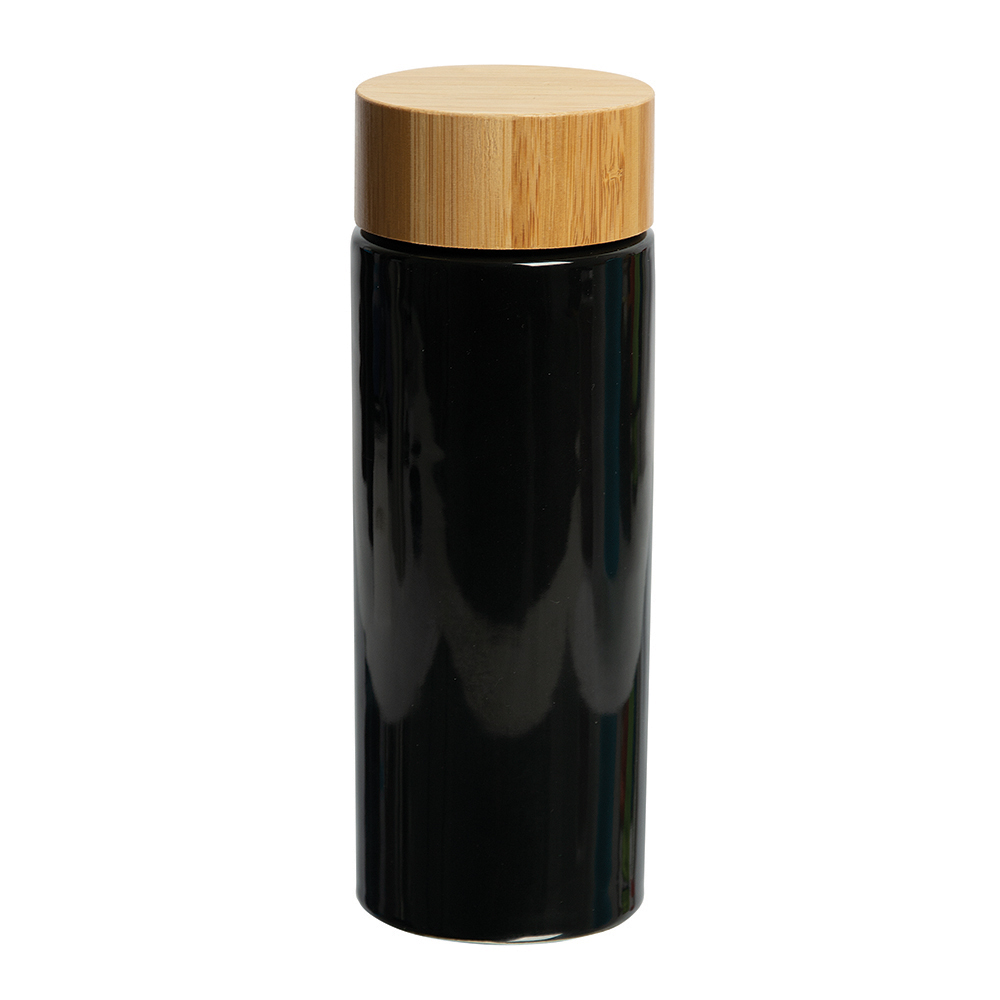 Picture of Volay 340 ML. (11.5 OZ.) Bottle With Bamboo Lid