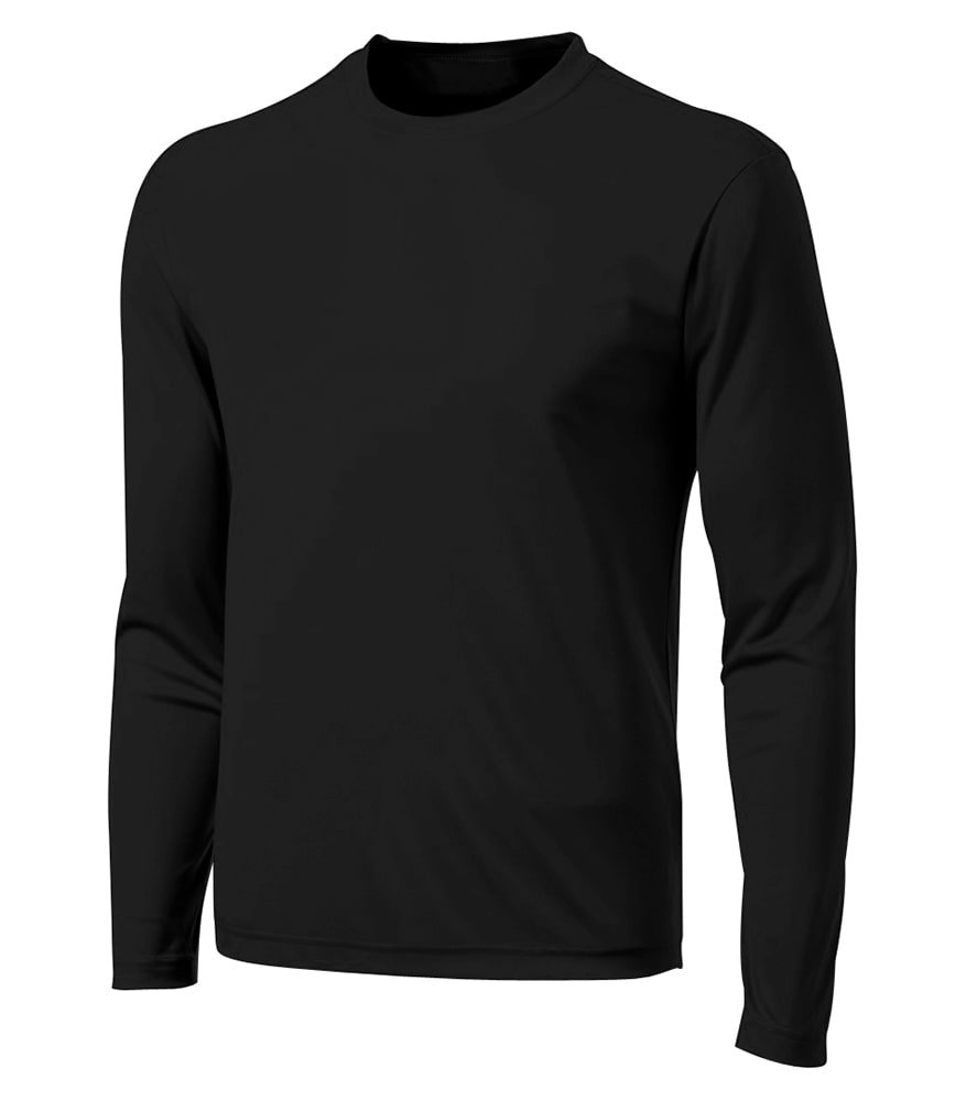 Picture of Team 365 Men's Zone Performance Long-Sleeve T-Shirt
