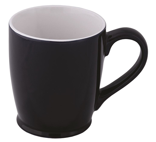 Custom mug ideal for giveaways for corporate employee gifts.