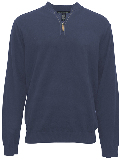 Entripy's top pick - custom sweatshirt that has a quarter zip that can be layered over custom shirts.