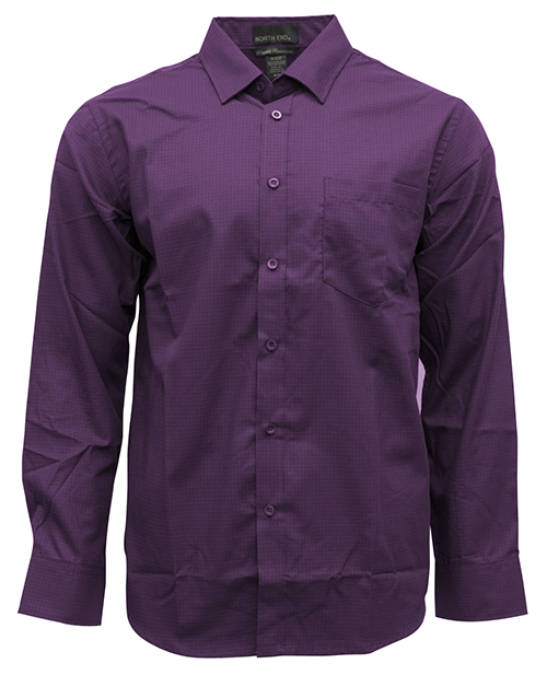 North End's custom shirt with collars and buttons is one of the top picks for custom work wear.