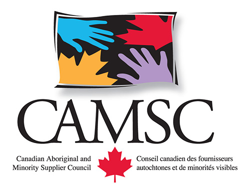 Entripy got certified with CAMSC, a non-profit organization helping promote supplier diversity.
