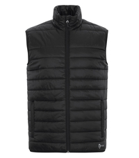 This Custom insulated vest is a great layering piece for those chilly days, in and out of the office, branded on site, and for on the go lifestyles, this polyester custom vest will keep you on the go with confidence