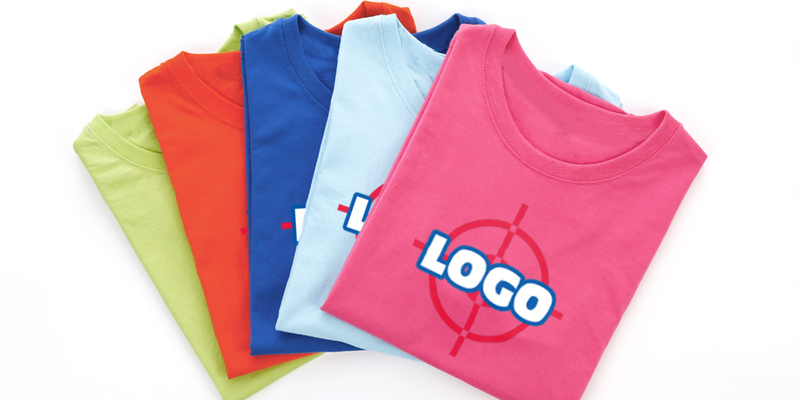 Colourful custom printed t-shirts with your custom design. See Entripy's top selling customized t-shirts.