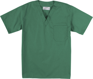This Custom uniform v neck top is lightweight and breathable, it's an essential for almost every health care professional.