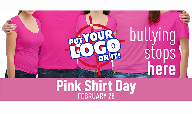Canadians Wear Pink T-Shirts to Take a Stand Against Bullying