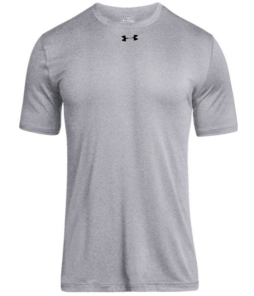 Custom Clothing Under Armour Tshirt for Fitness Studios, Yoga Studios, and Personal Trainers