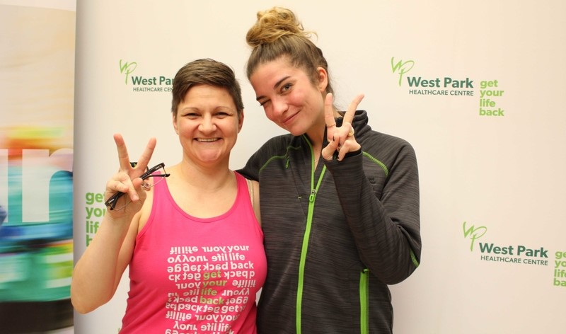 West Park Healthcare Centre Hosts Fashion Show to Kick Off Custom Apparel Launch