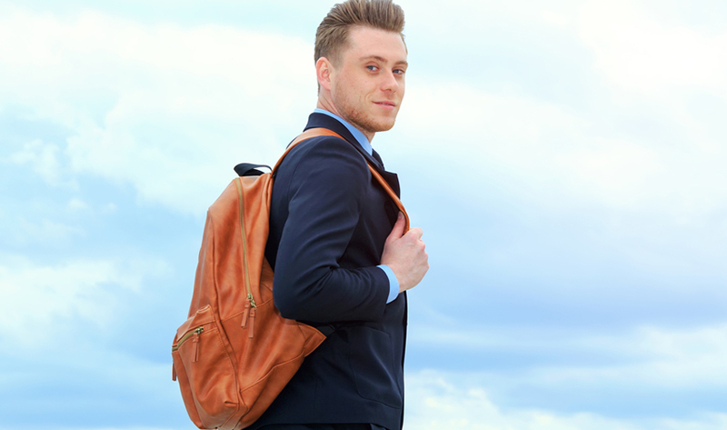 Changing Trends From Briefcase To Custom Backpacks