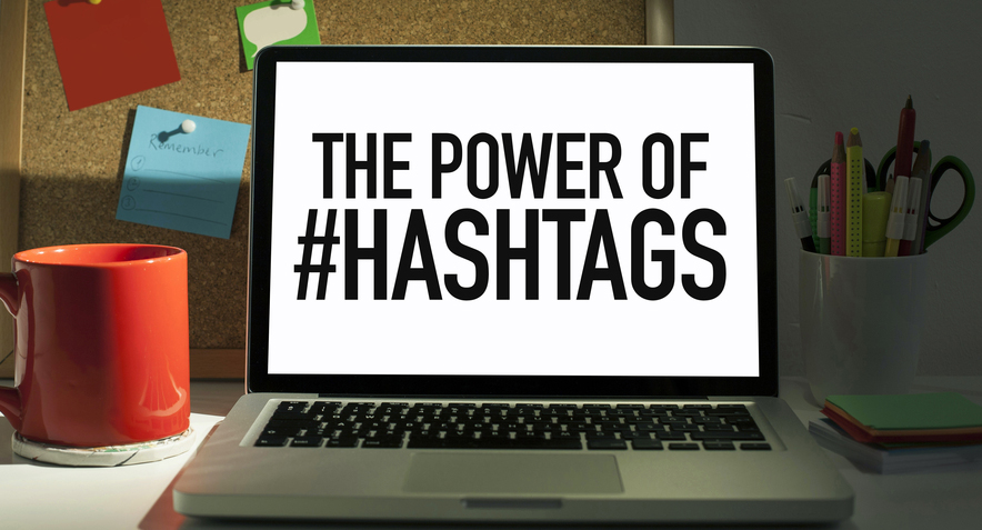 Read about the power of hashtags for your digital marketing strategies.