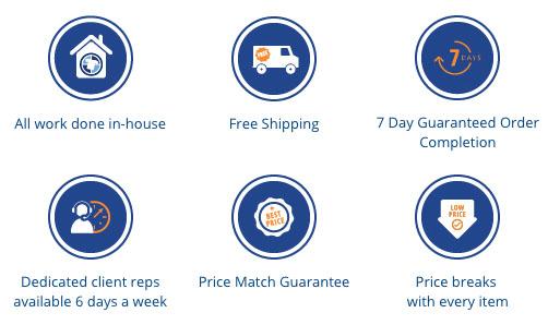 Online shopping vs local retail shops custom t shirts for Order custom t shirts canada