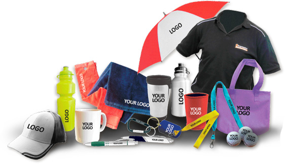 Variety of custom promotional items to choose from for cost-effective giveaways.