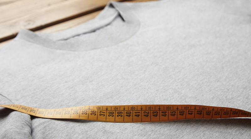 What's The Right Size For Your Logo On Custom T-Shirts?