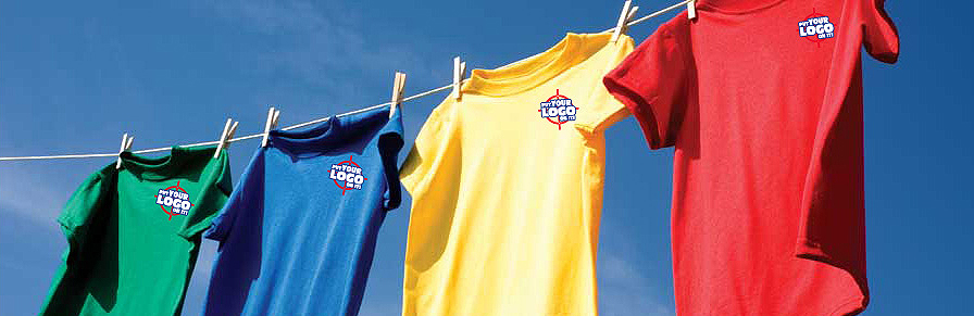 Put your logo on custom t-shirts and get tips on how your custom clothes can last longer.
