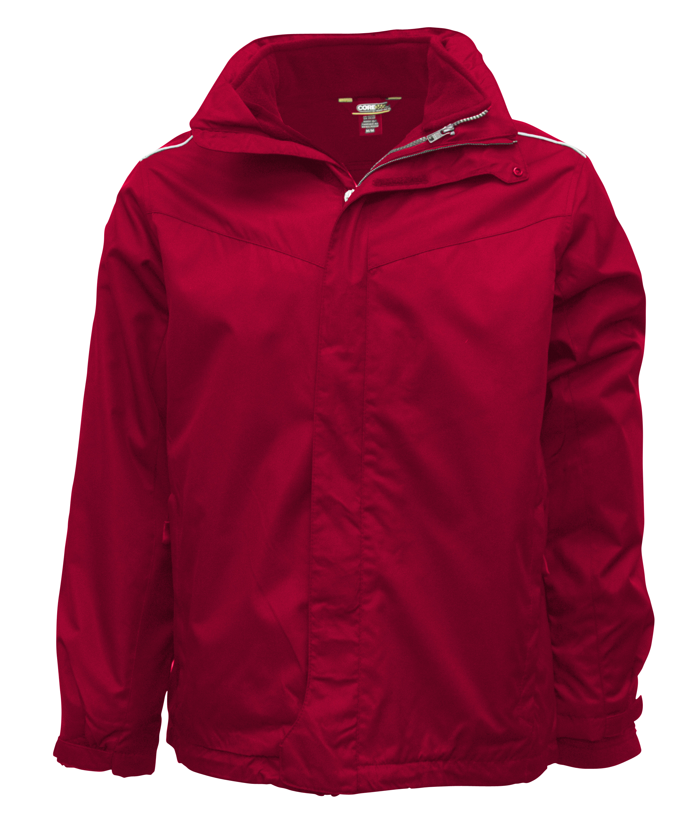Core 365 3-in-1 Jacket with Fleece Liner