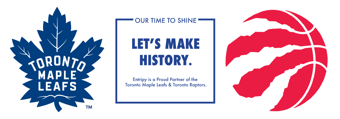 e32c6223e35 Go Toronto!!! It s an exciting time to be a sports fan in Toronto! Even  more exciting to be at Entripy! As a proud partner of the Toronto Maple  Leafs and ...